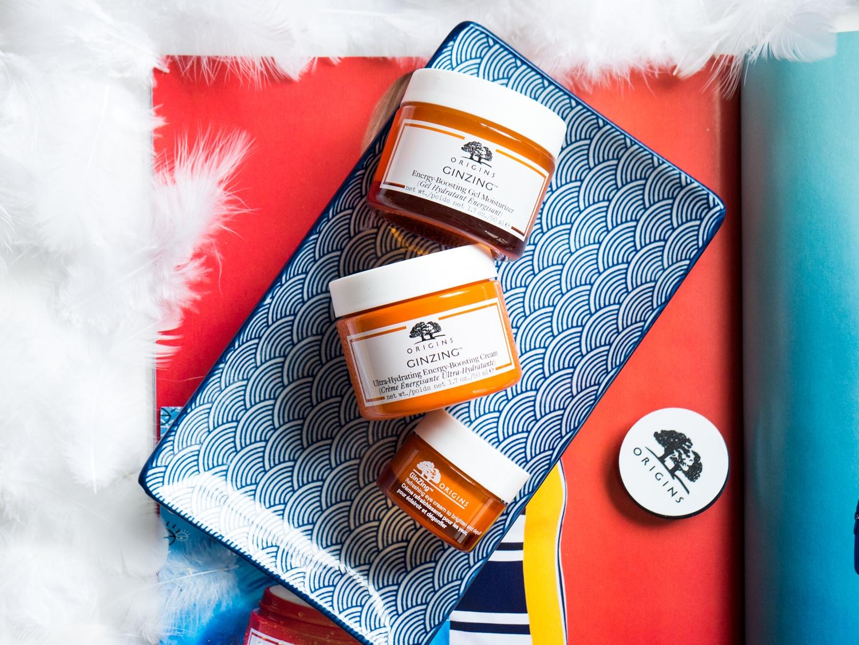 Ideał na jesień | ORIGINS GinZing Ultra-Hydrating Energy-Boosting Cream