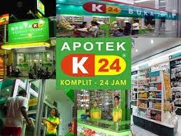 Lowongan Kerja Apotek K24 Yogyakarta
