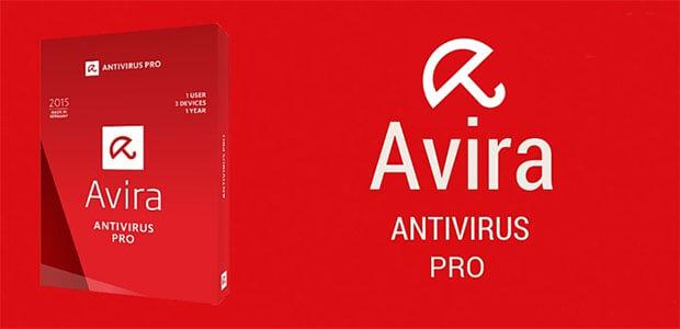 Avira Antivirus Pro License