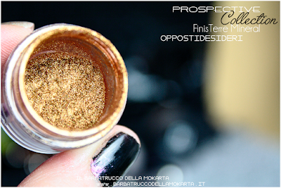 recensione oppostidesideri PROSPECTIVE COLLECTION - Limited Edition finisterre mineral