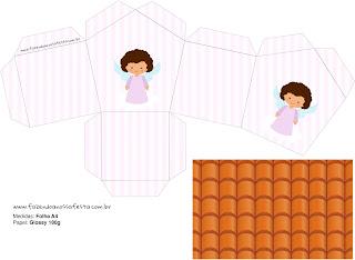 Cajas de Angelita Morena para imprimir gratis.