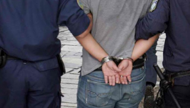 Σύλληψη 33χρονου εχτές το απόγευμα στην Ηγουμενίτσα