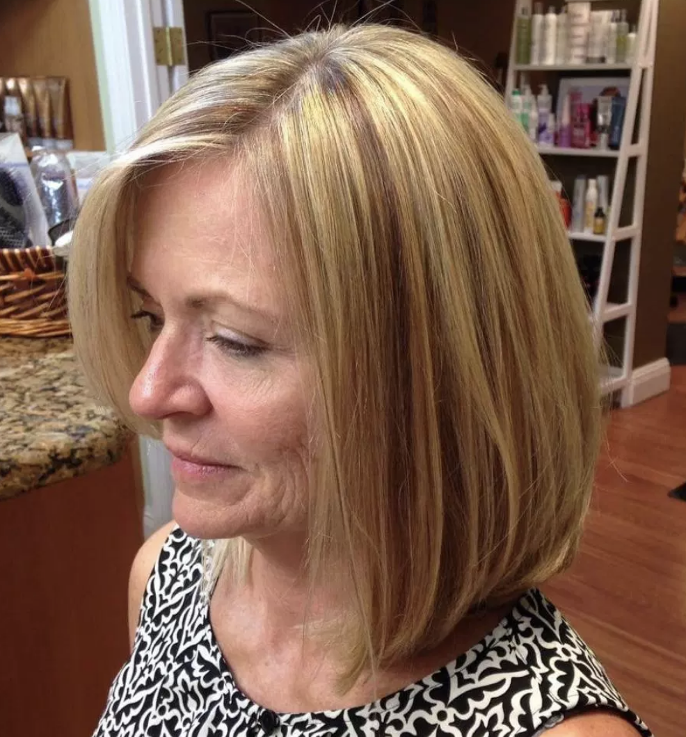 latesthairstylepedia: hairstyles and haircuts for women over 60