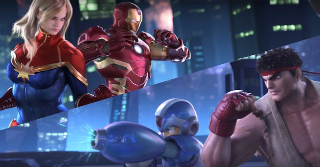 Se enseña la jugabilidad de Marvel VS. Capcom: Infinite