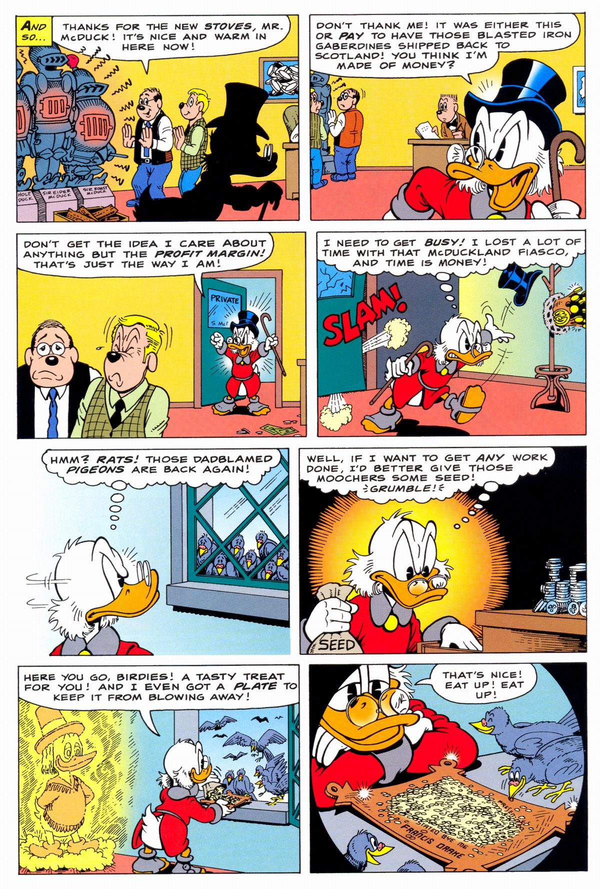 Read online Uncle Scrooge (1953) comic -  Issue #331 - 30