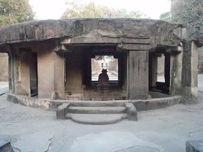 Pataleshwar Temple  in Amarkantak