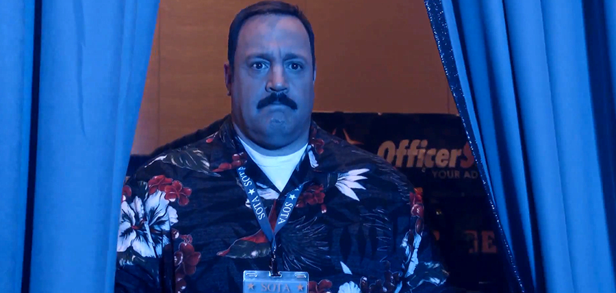 Trailer Paul Blart: Mall Cop 2 - Kevin James în Las Vegas