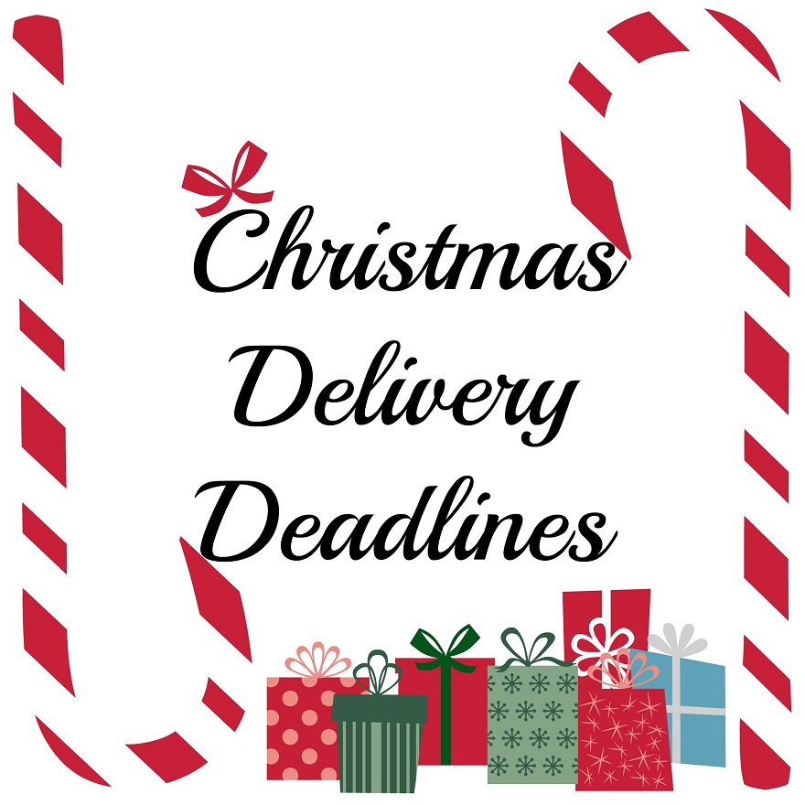 Last Chance To Shop Online: Christmas Delivery Deadlines