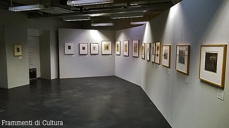 Käthe Kollwitz sentimento e passione civile, Milano, Casa della Memoria.
