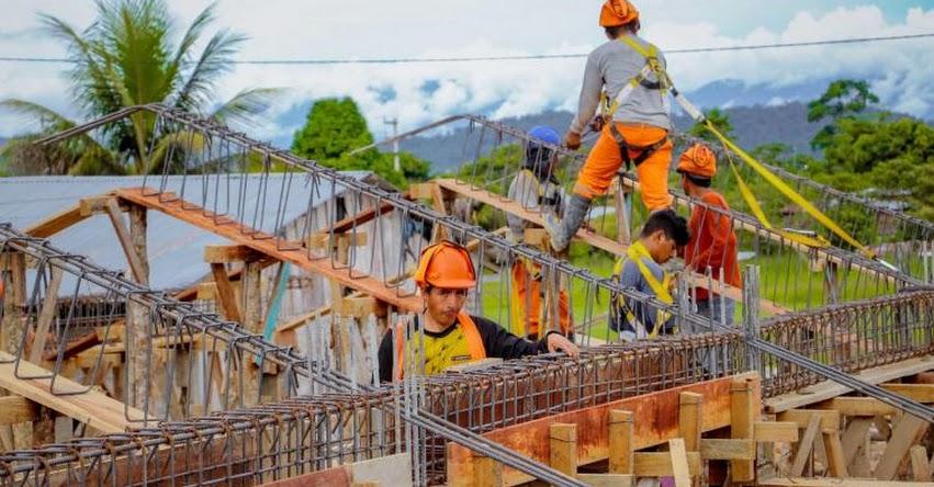 Se quintuplicará la inversión en infraestructura educativa, anunció el presidente del Consejo de Ministros, Pedro Cateriano