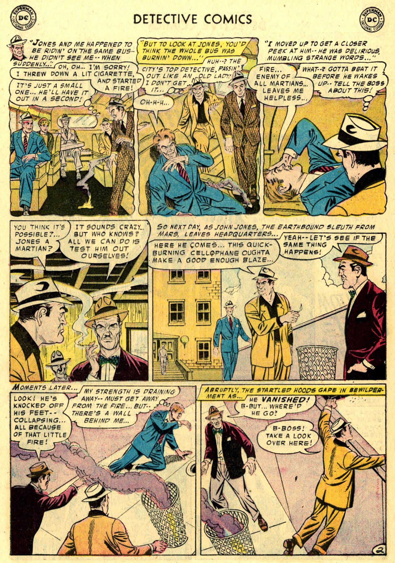 Read online Detective Comics (1937) comic -  Issue #245 - 28