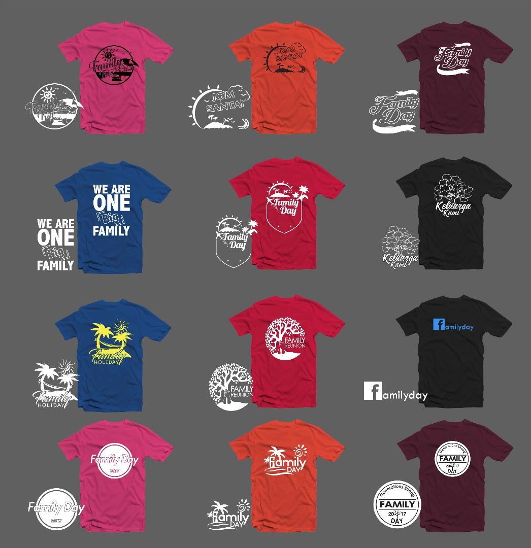 Design t shirt rewang - Saturday 29 July 2017