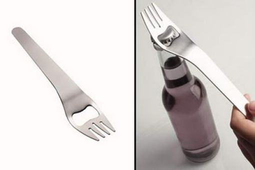 Invento creativo  para la cocina.