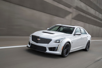 New Cadillac Carbon Black Sport Package for 2017