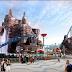 The Largest B&M Wing Coaster Takes Shape at Wanda City