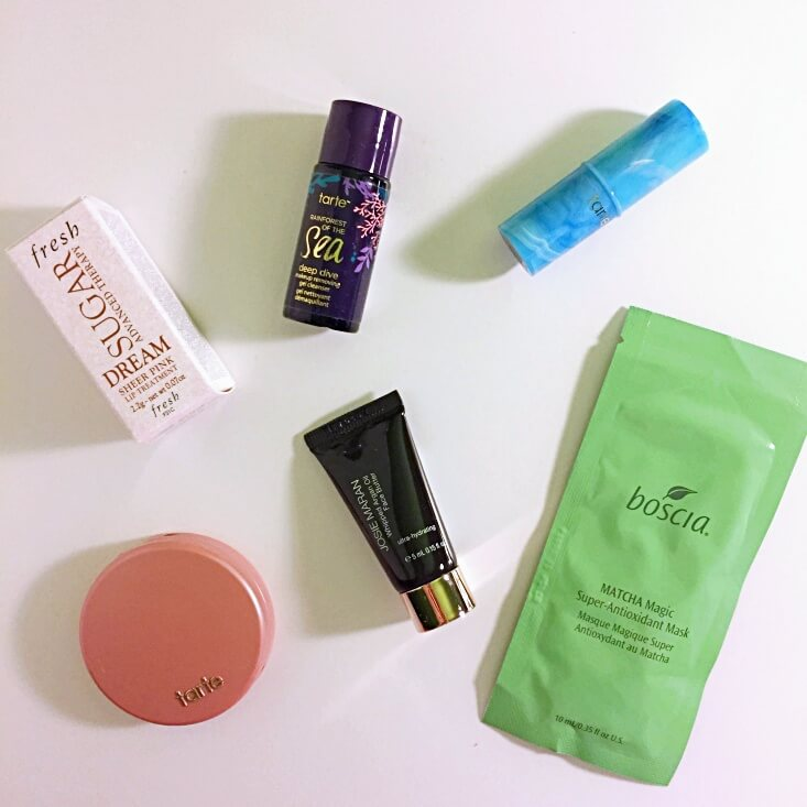 Play! by Sephora July 2018 products