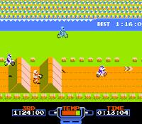 Here is #Nintendos #ExiteBike. #NES