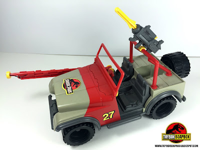 kenners jurassic park jeep toy