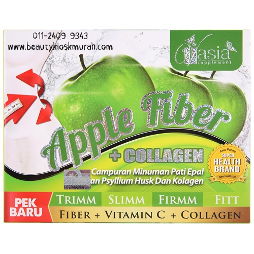 Apple FIber + Collagen V'asia