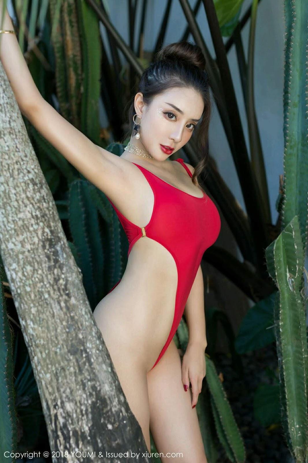 YouMi - Vol.176 Xiao Hui (47 pics)