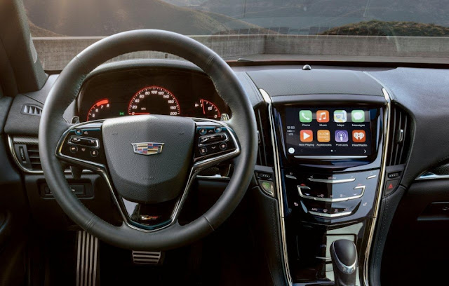 Cadillac The Second  Brand To Confirm The Integration Of Apple CarPlay And Android Auto