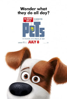 Download Film The Secret Life of Pets (2016) HDRip720p Subtitle Indonesia