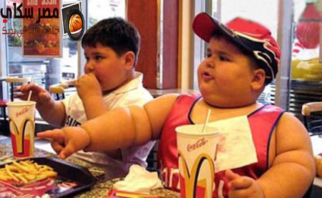 5 مشاكل تسبب مرض السمنة المفرطة للطفل Obesity