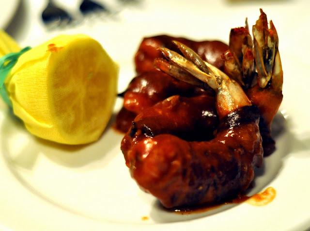 BBQ Shrimp - Shula's Steak House - Center Valley, PA   Taste As You Go