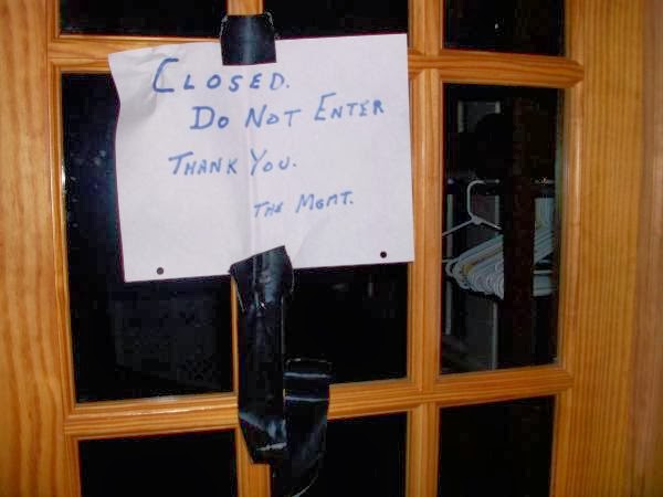 Hotel Conneaut Restaurant Closed