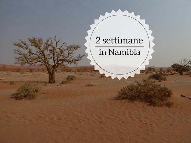 Itinerario di due settimane in Namibia