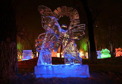 Harbin Ice and Snow Sculpture Festival 2013