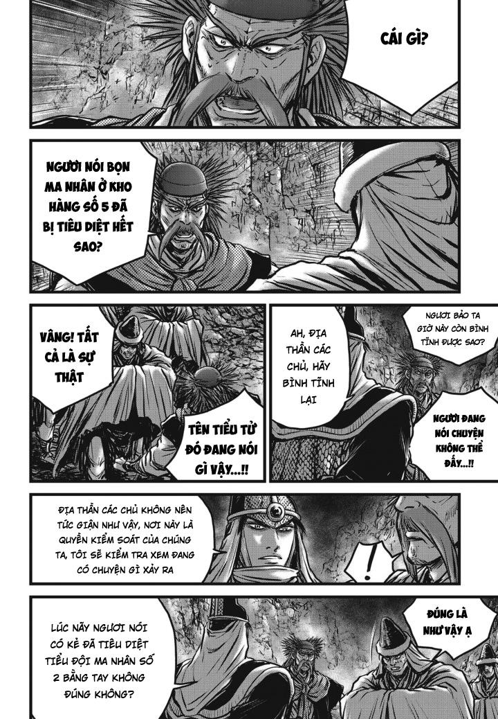 Hiệp Khách Giang Hồ - Chapter 512 - Pic 5