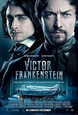 Victor Frankenstein 2015 (2015)