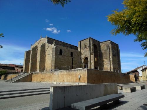 Meseta, Villacazar de Sirga, Camino, Jola Stępień