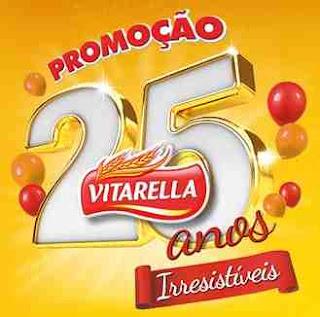 Cadastrar Promoção Vitarella 25 Anos Aniversário 2018 1 Milhão Prêmios