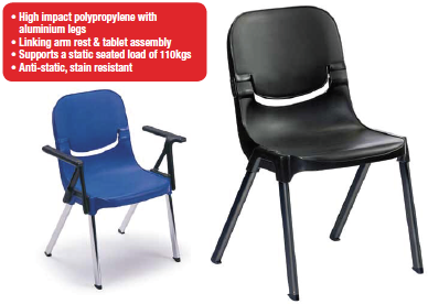Chair Stands On Foldable Lounge Philippines Sebel Progress Tall In Flexible Seating Options Csc Is The Clear Choice For Situations Requiring A Higher Level Of Space And Long Term Comfort Ideal Schools Universities Function Rooms
