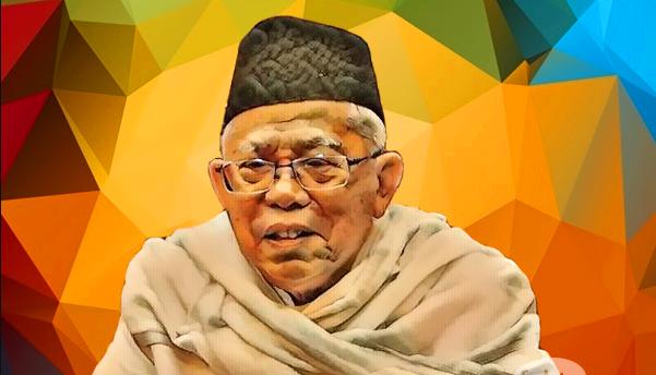 surat terbuka guru ngaji kepada KH maaruf amin