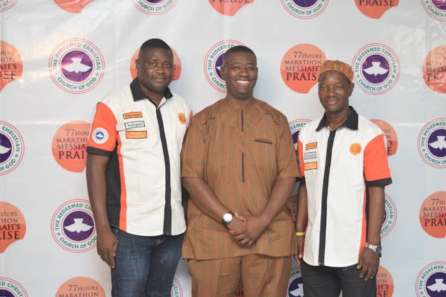 More than 10 Million Participants Expected For The RCCG 77 Hours Marathon Praise and Worship