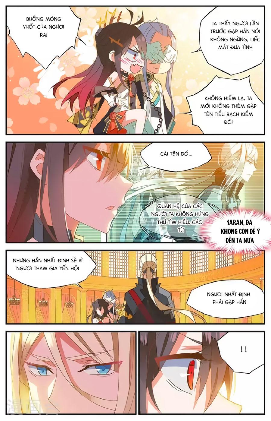 Nữ Nhân Dũng Cảm chap 61 - Trang 4