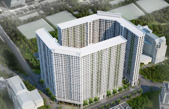 Thiết kế dự án chung cư The Emerald