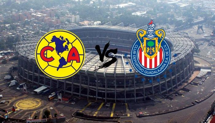 Ver América vs Guadalajara EN VIVO