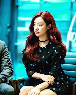 Profile dan Daftar Drama Stephanie Lee,Pemeran Jung Sa Ha Start Up