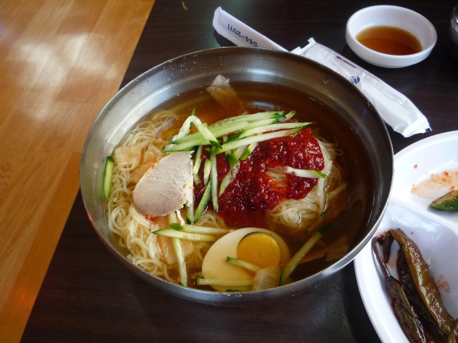 Clara的玩樂速寫誌: 釜山首爾追櫻記(八):鎮海明太魚湯鍋好滋味