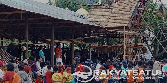 H-2 Jokowi ke Tana Toraja, Nico Ajak Warga Tampilkan yang Terbaik untuk Jokowi Sangmaneta