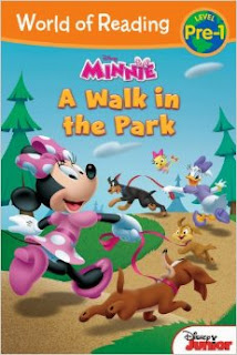 World of Reading: Minnie A Walk in the Park