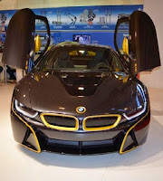Bmw I8 What Color You Want Carnoise