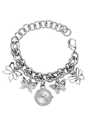 Boutique Malaysia: GUESS CHARM LADIES WATCH W11534L1