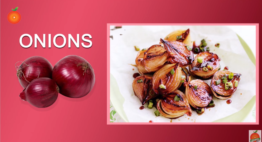 Sexual health benefits of onions