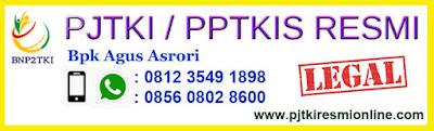 PJTKI, PPTKIS, LEGAL, JAKARTA, BARAT