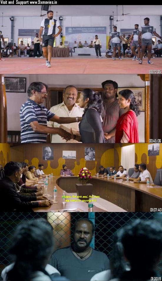 Kennedy Club 2019 Hindi Dubbed 720p HDRip 850MB